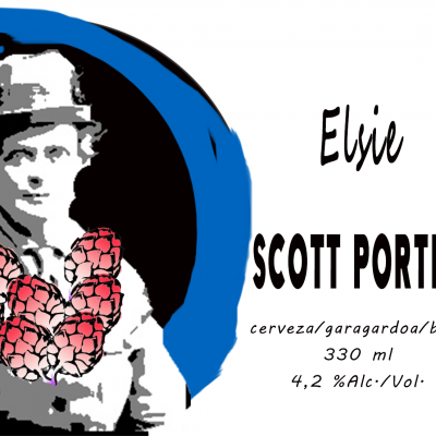 etiqueta elsie scott porter
